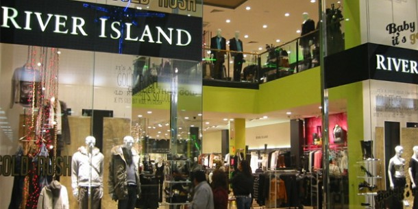 River Island Retail Stores