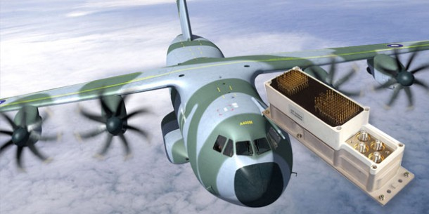 A400M Atlas Flies First Operational Mission.